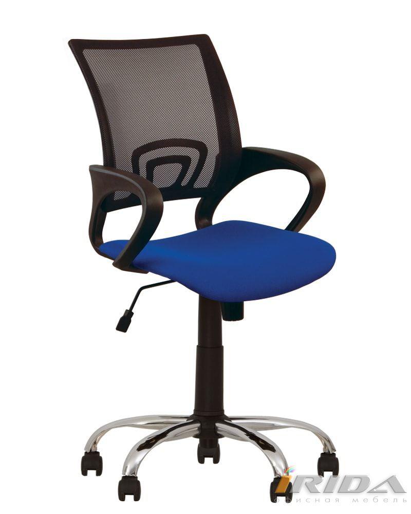 Кресло Нетворк GTP chrome фото