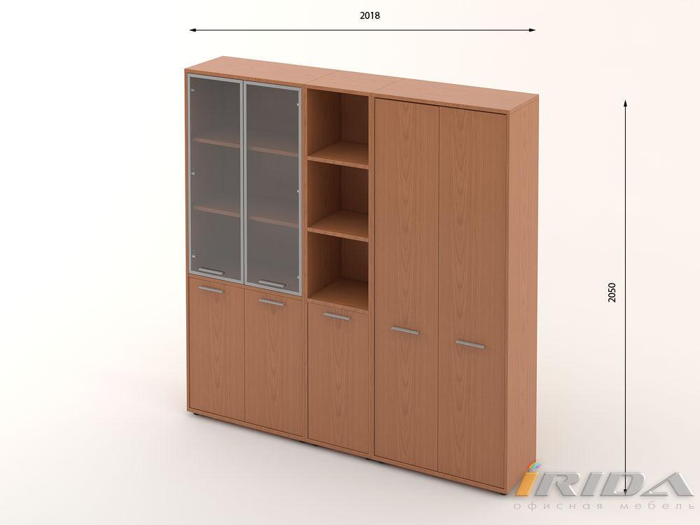 Комплект офисной мебели Техно-16 фото