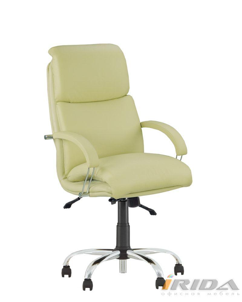 Кресло Надир хром ЭКО  фото