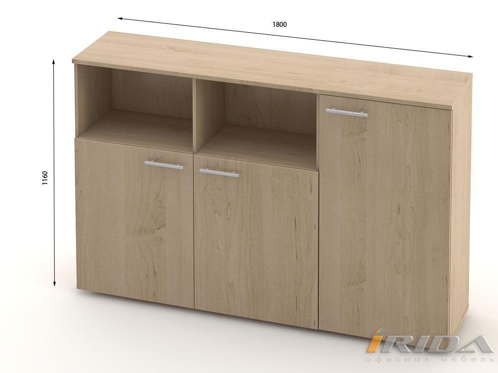 Комплект офисной мебели Озон 10 фото
