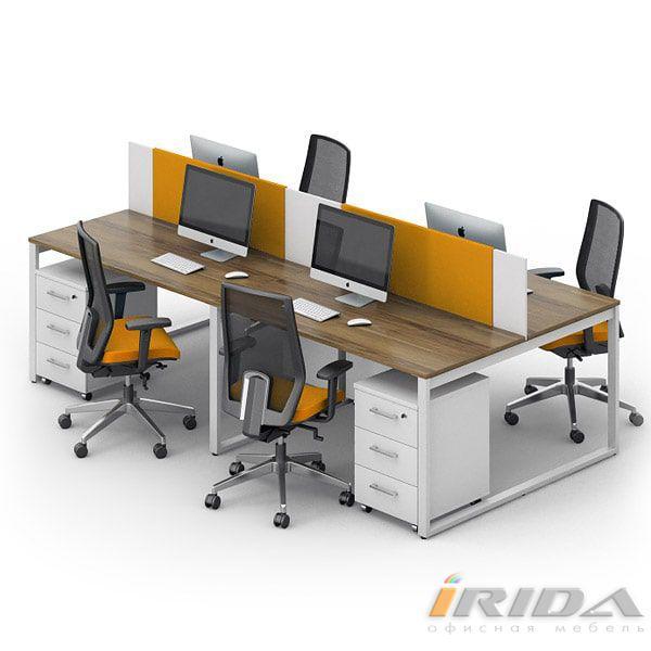 Комплект офисной мебели Джет-12 фото