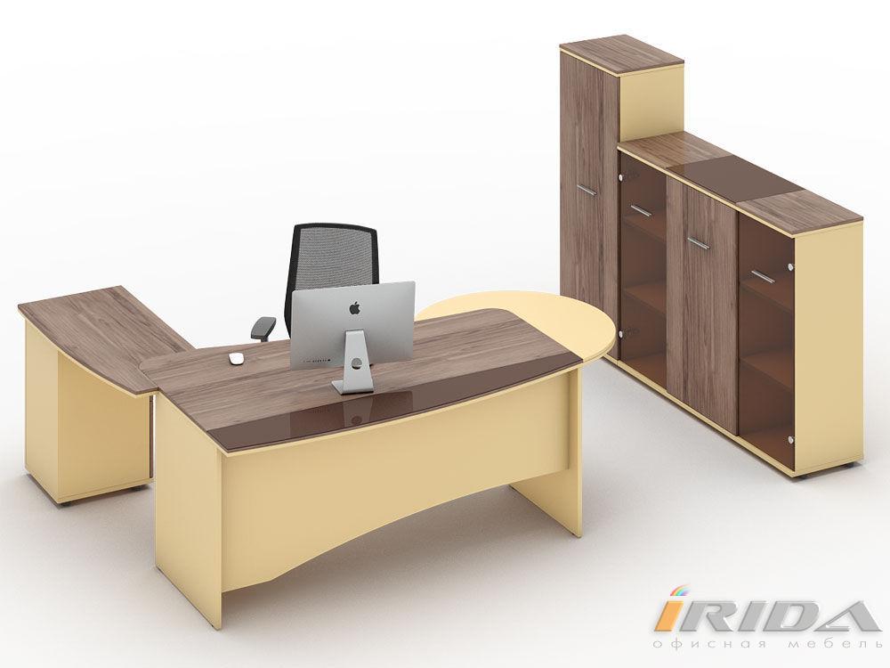 Комплект кабинета руководителя Флэш-2 фото