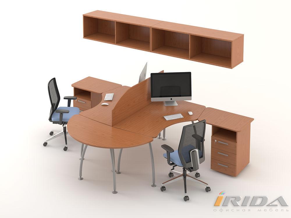 Комплект офисной мебели Техно-7 фото