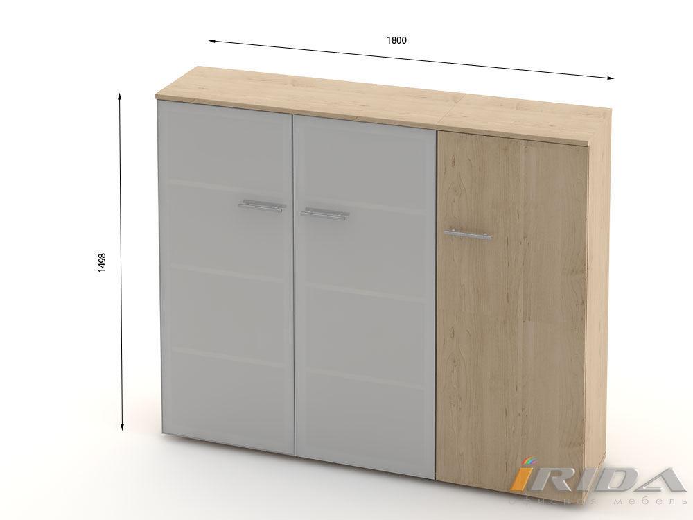 Комплект офисной мебели Озон 14 фото