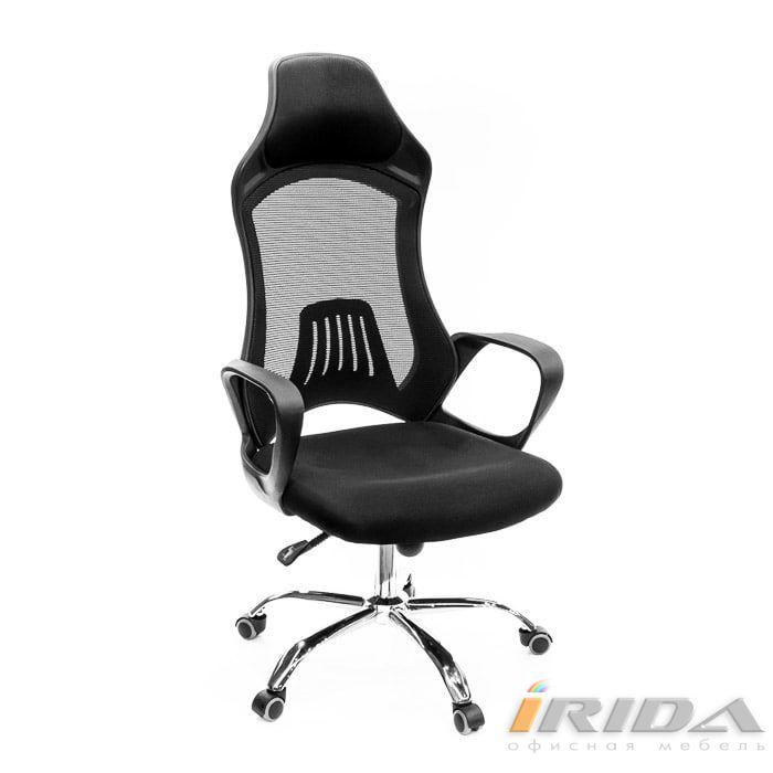 Офисное кресло Дорос black фото