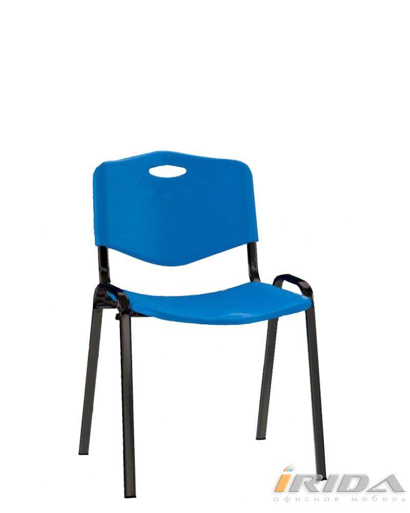 Офисный стул Исо пласт блек фото