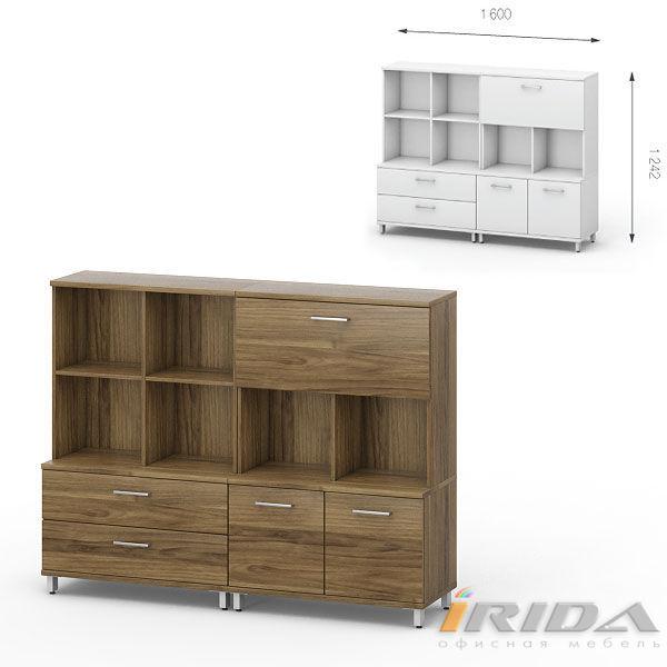 Комплект офисной мебели Джет-19 фото