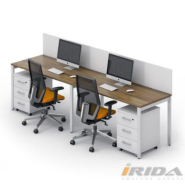Комплект офисной мебели Джет-9 фото