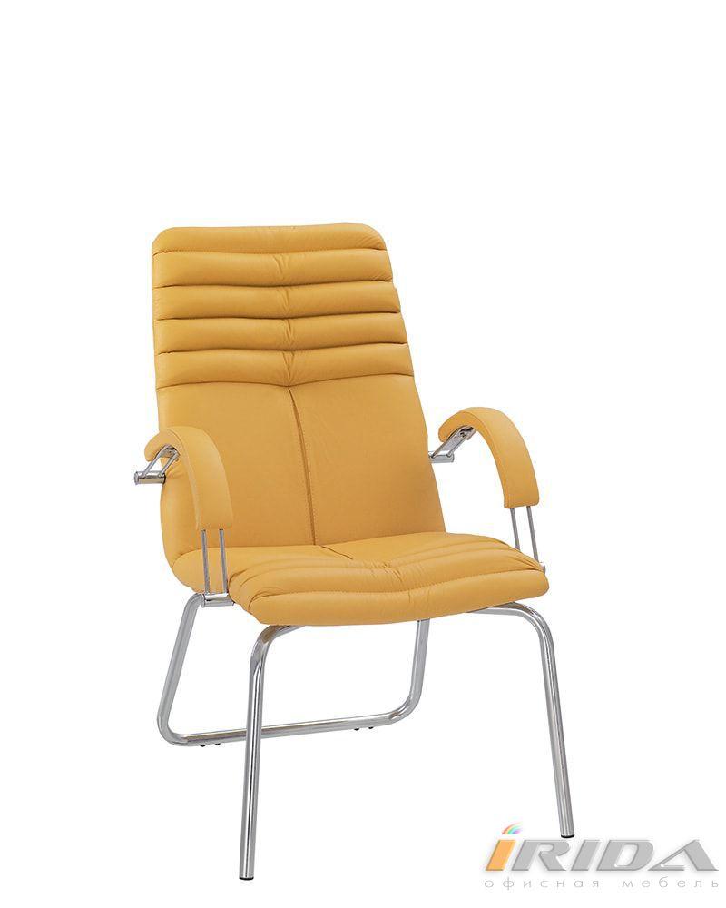 Кресло Гелекси CF хром фото