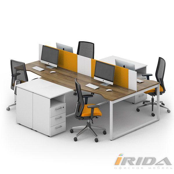 Комплект офисной мебели Джет-8 фото