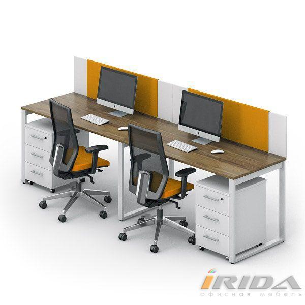 Комплект офисной мебели Джет-10 фото