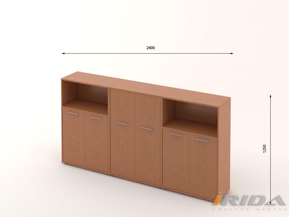 Комплект офисной мебели Техно-14 фото
